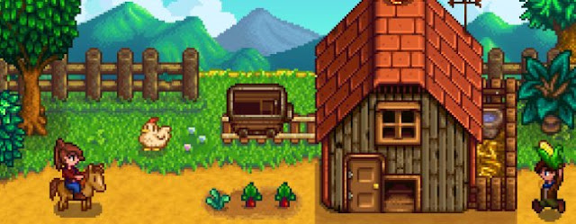 Stardew Valley Beta Test