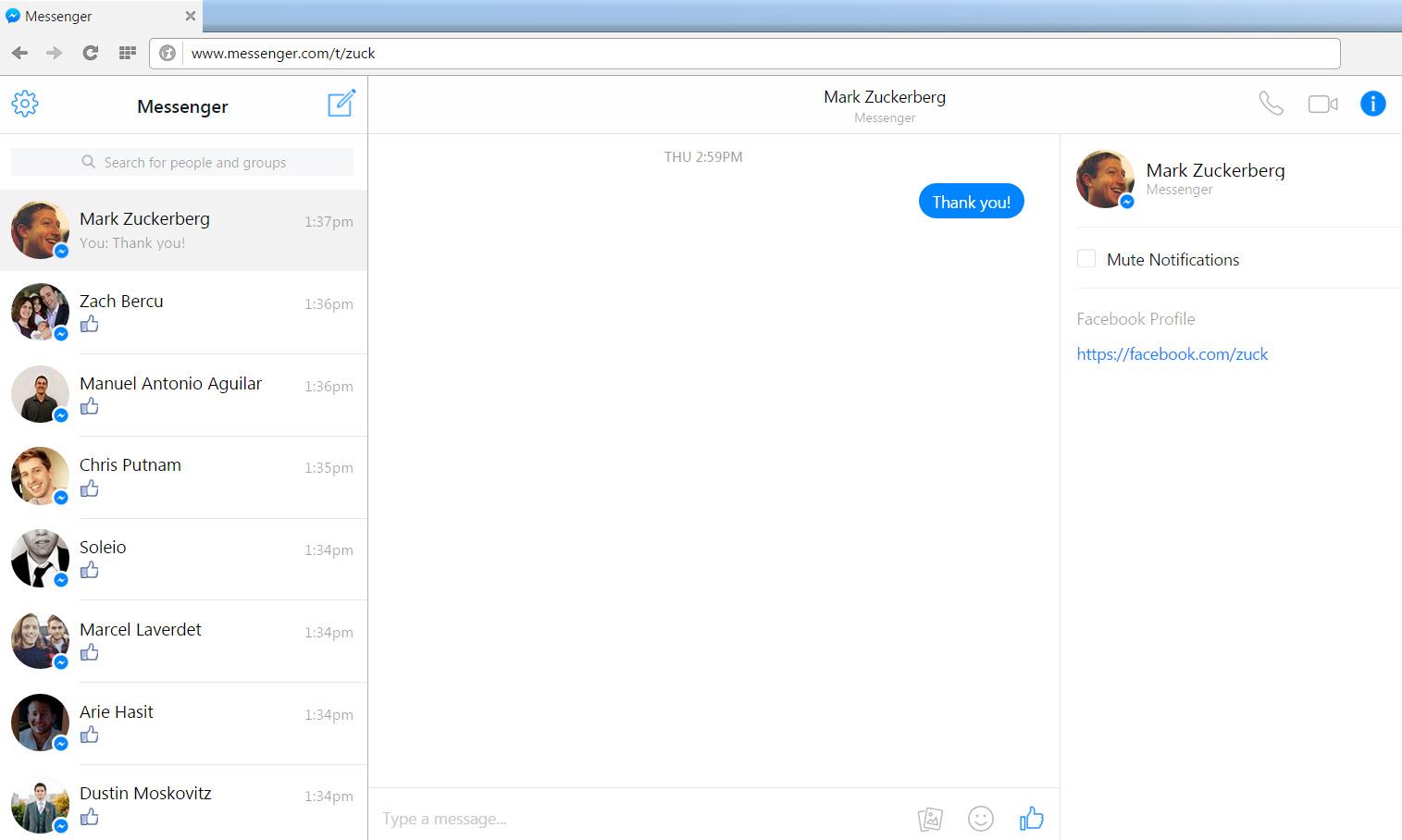 wap chat messenger