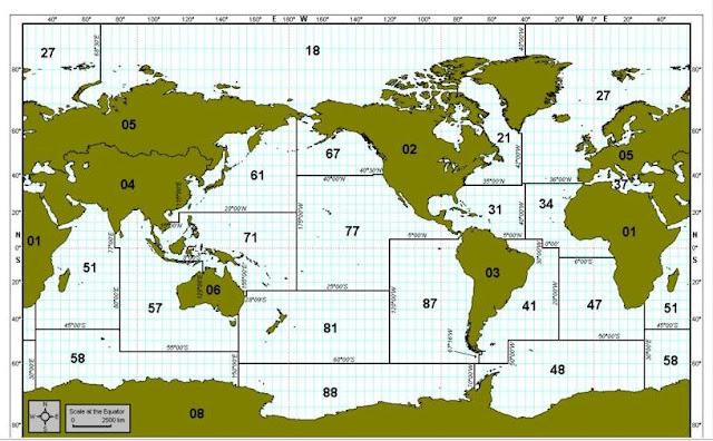 FAO számok halászatban