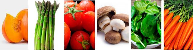 топ самых полезных овощей
