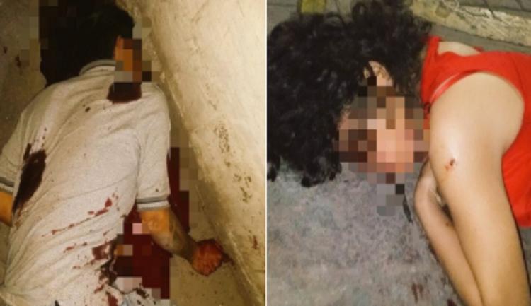 Fotos, Sicarios rafaguean a hombre y mujer en calles del Estado de México