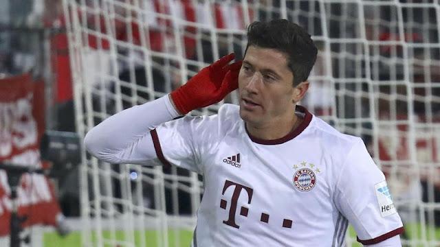 Lewandowski Raih Predikat Pemain Terbaik Polandia Keenam Kalinya
