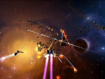 Aces of the Galaxy Screenshot 1, ComputerMastia