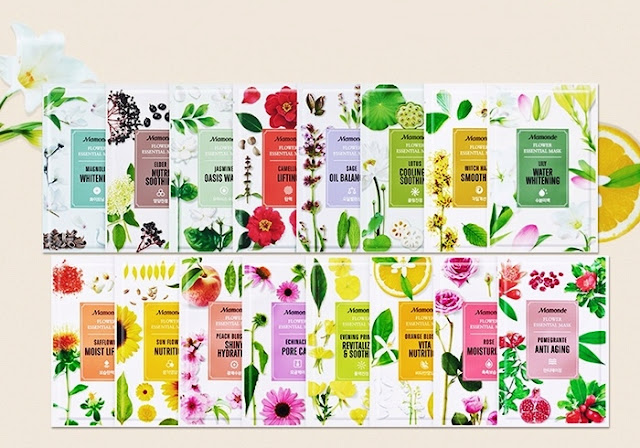 Mamonde; Flower Essential Masks; KBeauty; Mamonde Malaysia; Mask Review