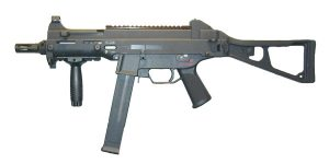 Senjata UMP9 – Submachine Gun PUBG