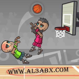 تحميل لعبة Basketball Battle مهكرة اخر اصدار للاندرويد