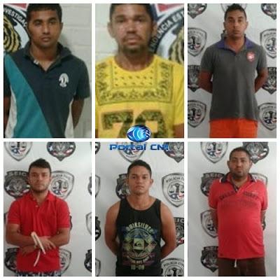 Quadrilha especializada em roubo de cargas é presa pela Polícia Civil do Maranhão