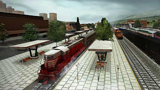 تحميل لعبة القطارات train simulator 2019 للكمبيوتر والاندرويد والايفون كاملة برابط واحد مباشر