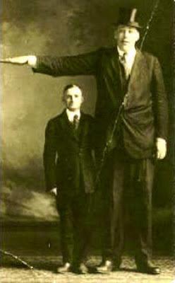 Johan Aason (manusia tertinggi)