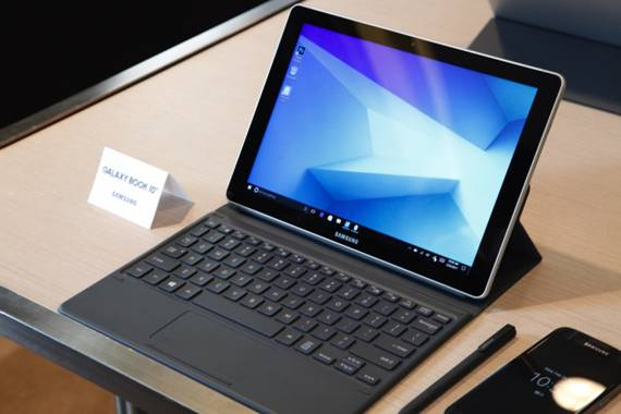 Samsung Galaxy Book 10 - Windows 10 Tablet