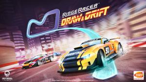 Ridge Racer Draw And Drift MOD APK Unlimited Coins Gems