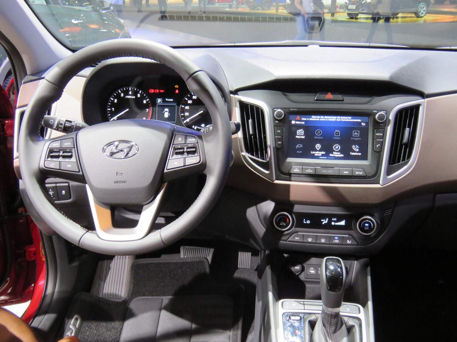 Hyundai creta 2017 planos de financiamento com taxas 0 for Creta sx o interior