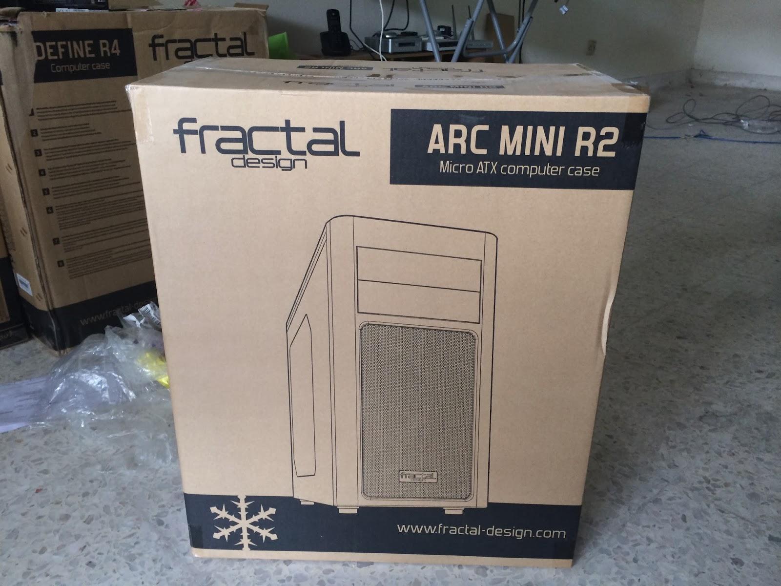 Fractal Design Arc Mini R2 103