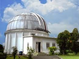Teropong Bintang Observatorium Bosscha Lembang Bandung