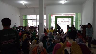 Ahad Berkah Forhati dan Kahmi Lampung Diisi Dengan Donor Darah
