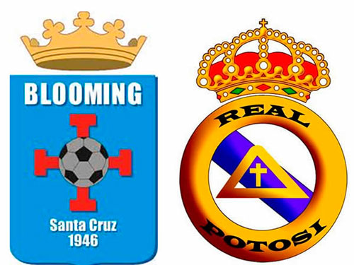 Blooming vs. Real Potosí