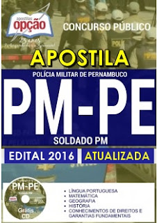apostila pmpe 2016