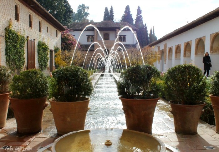 Patio de la Acequia