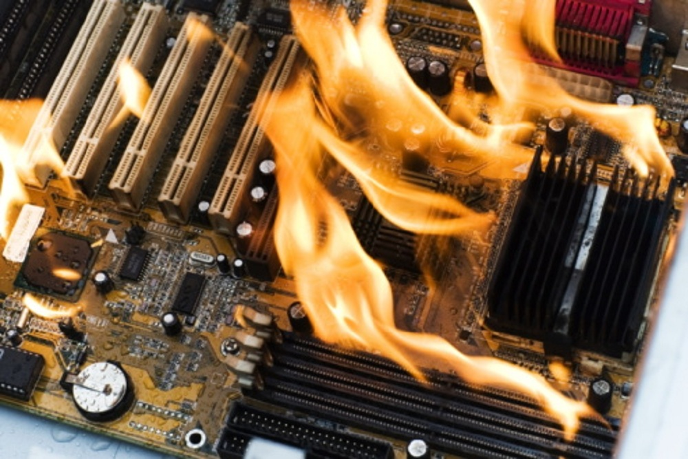 Overheat On Your Computer