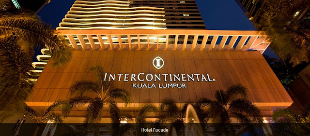 intercontinental hotel in kl jalan ampang