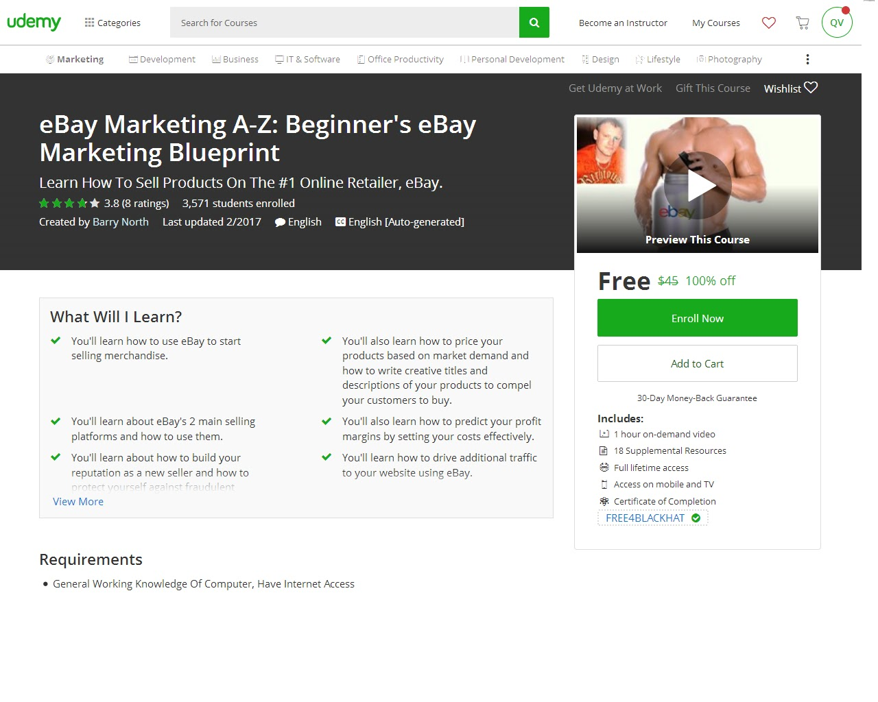 ebay marketing Ebay marketing mix introduction ebay began its business life as auctionweb and emphasized collectables originally the company was meant to be a marketplace for the sale of goods and services for individuals the company's founder was a computer programmer pierre omidyar.