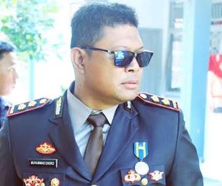 Kapolres Luwu Utara Digeser ke Polda Banten