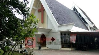 Inilah Sejarah Gereja Tertua di Bojonegoro