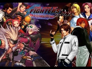 لعبة The king Of Fighters