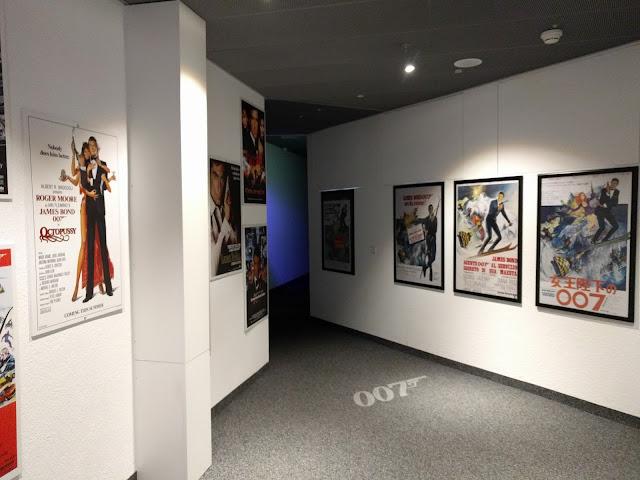 Музей Джеймса Бонда