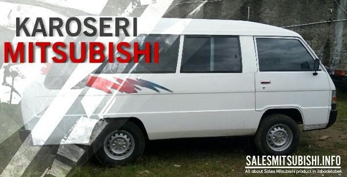 Karoseri Mitsubishi