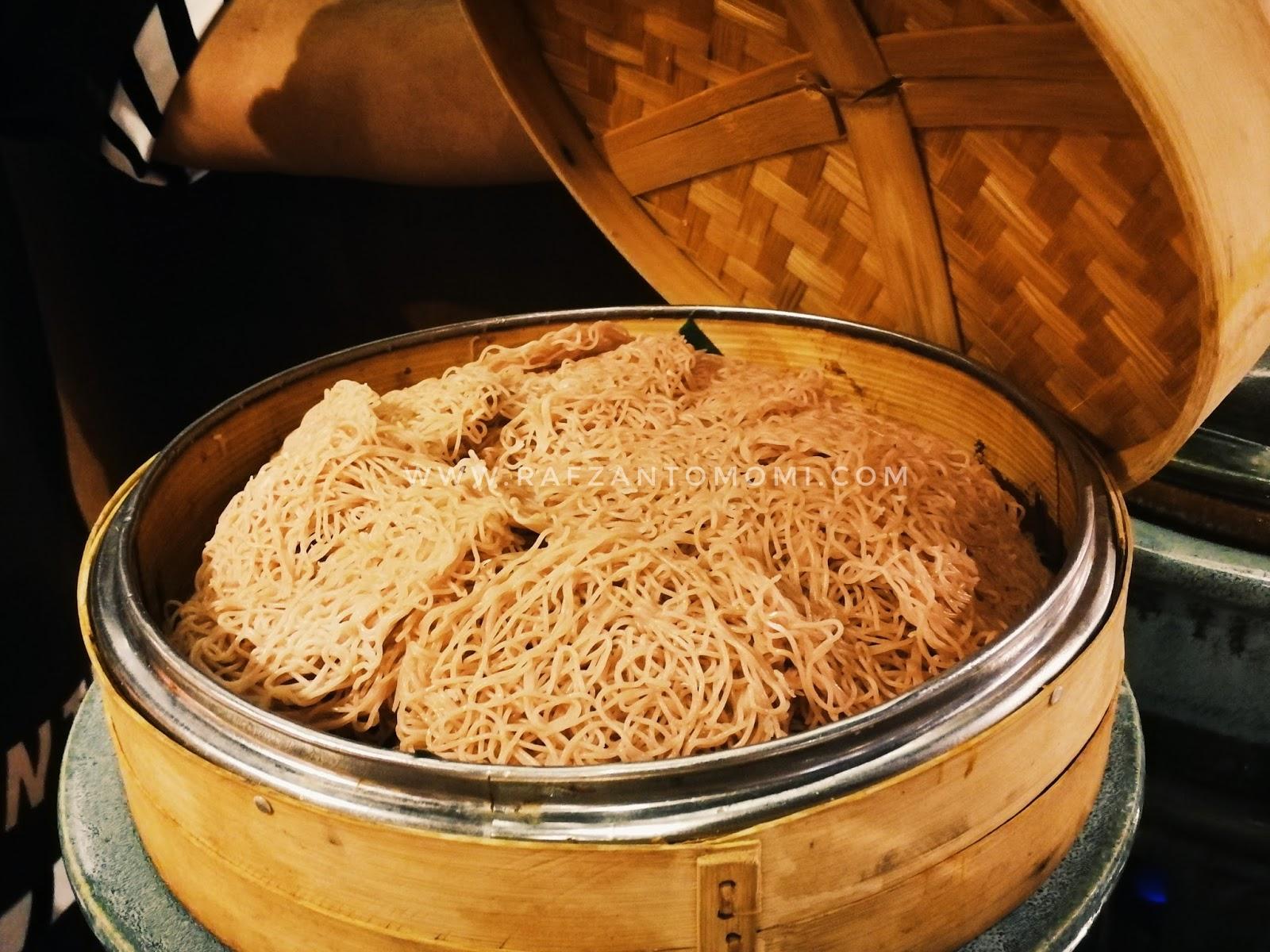 Rasai Hidangan Makan Malam Dari Sri Lanka Di Sheraton Imperial Kuala Lumpur Hotel