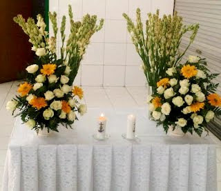 Bunga Altar