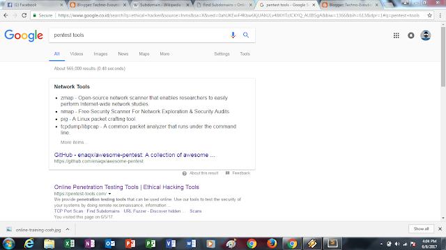 cara scan subdomain website, cara mudah mencari subdomain sebuah website, cara melihat subdomain dari sebuah website