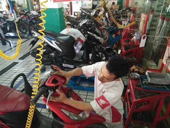 Sambut HPN, AYO KE AHASS Pelanggan Honda