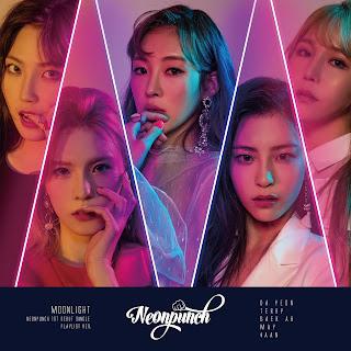 NeonPunch – Moonlight (Chinese Ver.) Lyrics