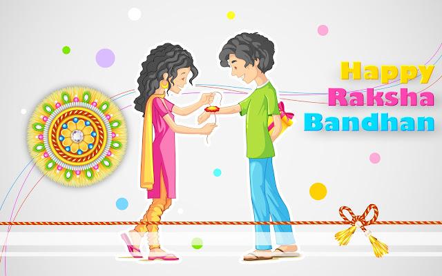 Happy Rakhi Images | Raksha Bandhan Images | Wishes