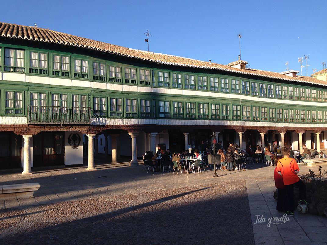 Paseo Almagro Plaza
