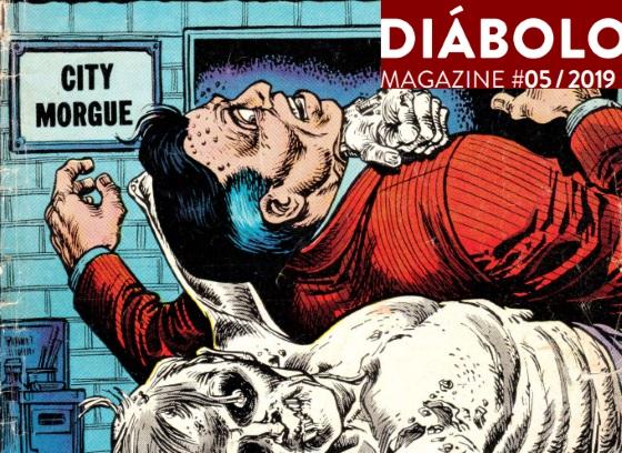 Diábolo Ediciones. Novedades de Mayo y Junio de 2019