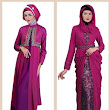 Memilih Model Baju Muslim Kebaya Lebaran | Just For Share