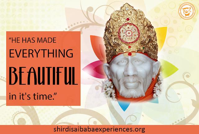 Shirdi Sai Baba Blessings - Experiences Part 2746