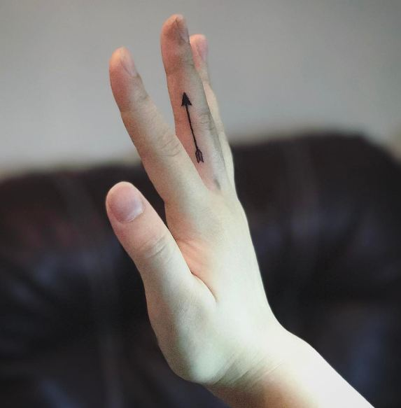 Meaningful Tattoos For Girls On Hand Simple