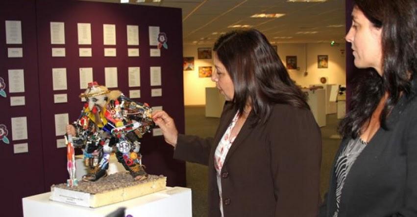 MINEDU: Estudiantes expresan su sensibilidad en obras ganadoras de Juegos Florales Escolares - www.minedu.gob.pe