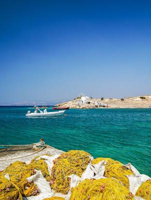 Loutro - Pano Koufonisi - Koufonissia - Cyclades - Grece