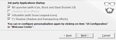 cara mengubah tampilan os windows jadi mac