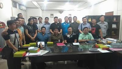 Panitia Mantapkan Persiapan Paskah Nasional di Tondano