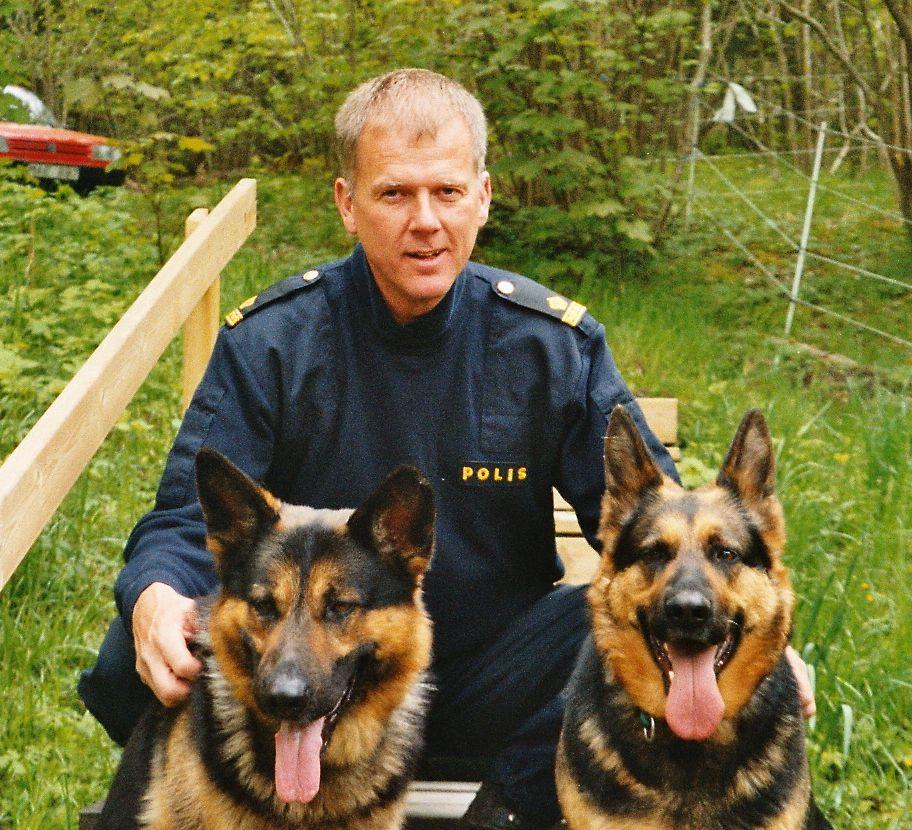 Tjuven anfoll norsk polishund