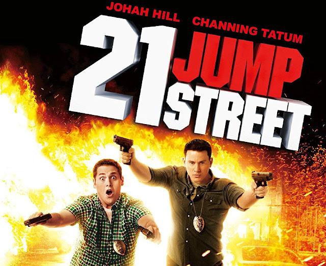 21ジャンプストリート/高校なんて所詮過去