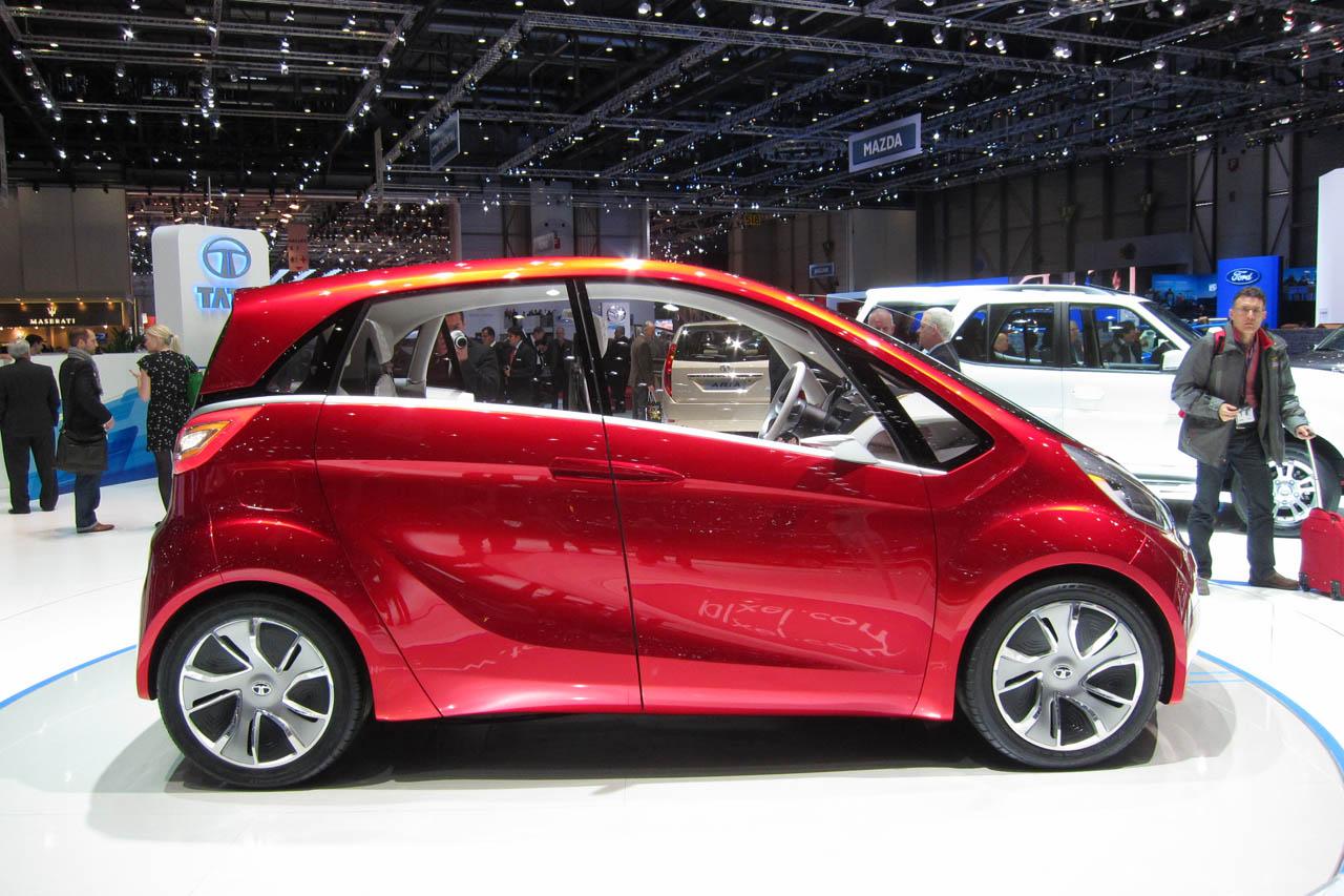 Tata Nano Redesigned For United States