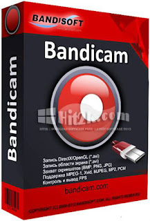 Bandicam 3.4.1.1256 Crack +Serial Number Full Version
