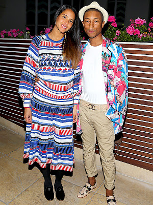 Pharrel Williams and wife expecting baby no. 2